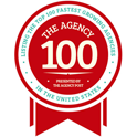 The Agency Top 100 Winner